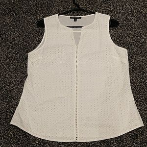 Banana Republic Eyelet Blouse
